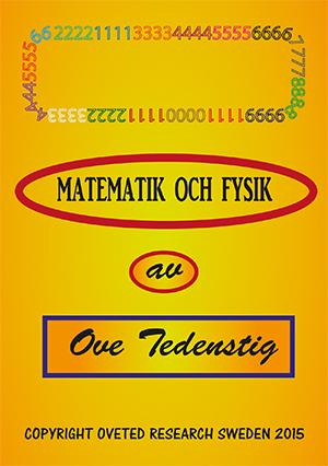 Matematik och fysik 2015 av Ove Tedenstig
